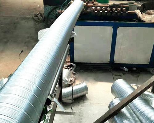 汕头优质全自动铝箔保温软管机企业