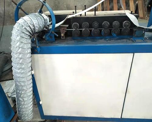 铝箔软管机平台