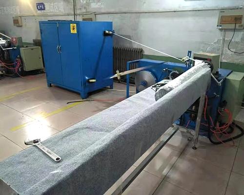 铝箔软风管制造